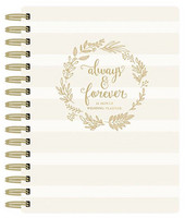 Paper House - Spiral Bound Planner, Always & Forever Wedding