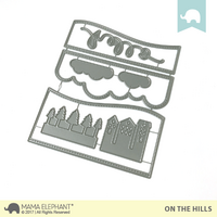 Mama Elephant - Creative Cuts, On The Hills, Stanssisetti
