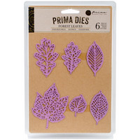 Prima Marketing - Forest Leaves, Stanssisetti