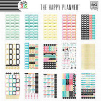 MAMBI - Happy Planner, Mini Work it Out, Tarrasetti, 30arkkia