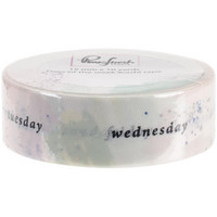Pinkfresh Studio - Indigo Hills Washi, Days Of The Week