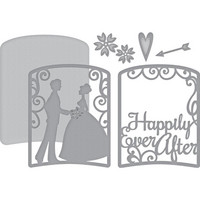 Spellbinders - Layered Happily Ever After, Stanssisetti