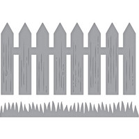 Spellbinders - Picket Fence, Stanssisetti