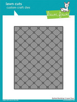 Lawn Fawn - Quilted Backdrop, Stanssi