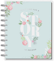 MAMBI - DELUXE Happy Memory Keepin Planners, BIG, My Story