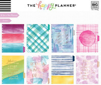 MAMBI - Happy Planner 18-Month Dated Planner, BIG, Life Is Beautiful