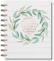 MAMBI - DELUXE Happy Memory Keepin Planners, BIG, Rustic