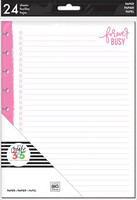 MAMBI - CLASSIC Happy Planner Neon Forever Busy, Paperisetti