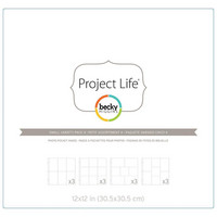 Project Life - Photo Pocket Pages 12