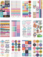 American Crafts - Planner Stickers, Faith, Tarrasetti