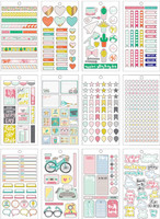American Crafts - Planner Stickers, Calendaring, Tarrasetti