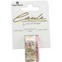 Paper House - Washi Tape, Wildflowers, Teippisetti, 2 rullaa