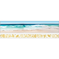 Paper House - Washi Tape, Beach Panorama, Teippisetti, 2 rullaa