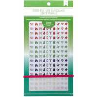 American Crafts - Planner Stickers, Rainbow, Tarrasetti