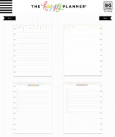 MAMBI - CLASSIC Happy Planner Foil Happy Notes, Paperisetti