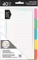 MAMBI - MINI Happy Planner Brights - Sticky Note Tabs
