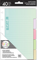 MAMBI - MINI Happy Planner Pastels - Sticky Note Tabs