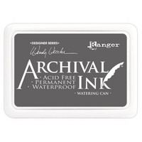 Ranger - Archival Ink leimamustetyyny, Watering Can