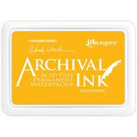 Ranger - Archival Ink leimamustetyyny, Sunflower