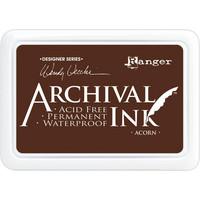 Ranger - Archival Ink leimamustetyyny, Acorn