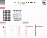 MAMBI - CLASSIC Happy Planner, Six Month Hourly Extension Pack, Lisäsivusetti