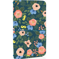 Echo Park - Traveler's Notebook, Navy Floral