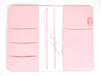 Echo Park - Traveler's Notebook, Pink Gingham