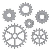 Spellbinders - Stanssisetti, Gears
