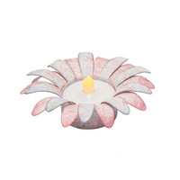 Spellbinders - Stanssi, Thoughtful Expressions-Tea Light Flower