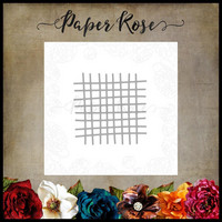 Paper Rose - Mesh, Stanssi