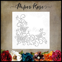 Paper Rose - Butterfly Corner , Stanssi