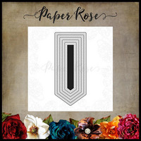 Paper Rose - Banner 2, Stanssisetti
