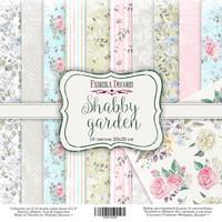 Paperikko, Shabby Garden, 8