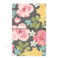 Simple Stories - Carpe Diem Traveler's Notebook, Typewriter Floral