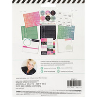 Heidi Swapp - Storyline2 Journaling Stickers, Travel, Tarrasetti, 1123 osaa