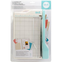 WeR - Memory Keepers Mini Guillotine Paper Cutter