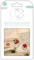 Craft Consortium - Decoupage Papers, Pen Friend
