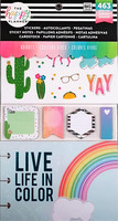 Mambi - Happy Planner Accessory Pack, Brights