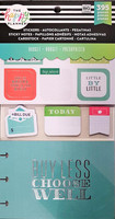 Mambi - Happy Planner Accessory Pack, Budget