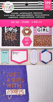 Mambi - Happy Planner Accessory Pack, Boss Babe