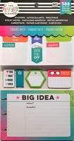Mambi - Happy Planner Accessory Pack, Productivity