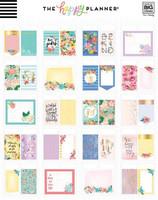MAMBI - Happy Planner, Fun Florals, Tarrasetti, 35 tarraa