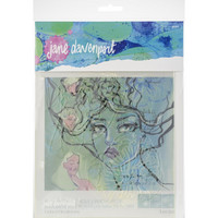 Jane Davenport - Artomology Stencils, Flower Girl