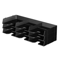 Spectrum Noir - Ink Pad Storage Trays, Mustetyynyteline, musta
