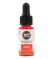 Prima Marketing - Fire Brick, Art Philosophy Watercolor Concentrate