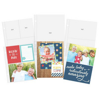 Sn@p! Pocket Pages - Variety Pack, 12 kpl
