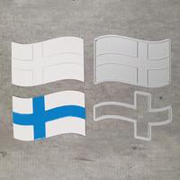 Stanssi, Suomen lippu