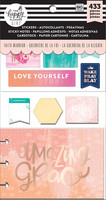MAMBI - Happy Planner, Faith Warrior Multi Accessory Pack