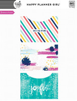 MAMBI - Happy Planner Faith Warrior Adhesive Pocket, 3kpl
