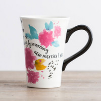 Illustrated Faith - New Mercies - Inspirational Mug